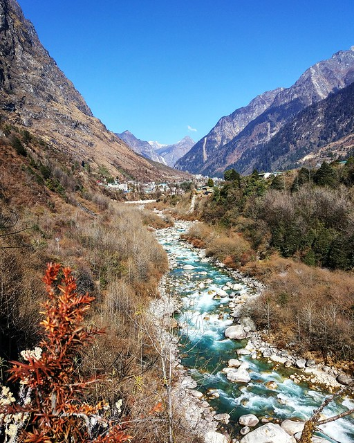 Lachung, Sikkim, India