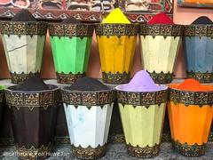 Spices, Marrakech, Morocco