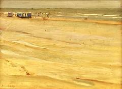 Sand (c.1908-1910) - Adriano de Sousa Lopes (1879-1944)