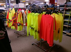 Get noticed (in these bright shirts)