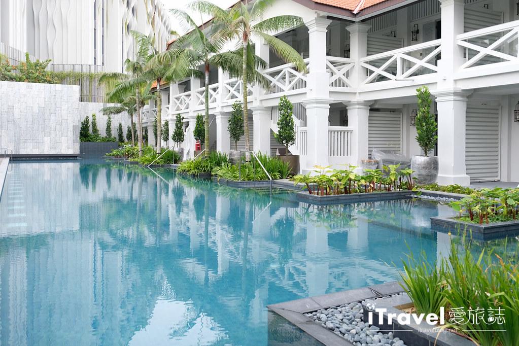 百瑞营圣淘沙饭店 The Barracks Hotel Sentosa by Far East Hospitality (24)