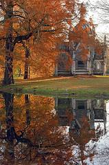 """Cincinnati - Spring Grove Cemetery & Arboretum """"Robinson Mausoleum"""""""