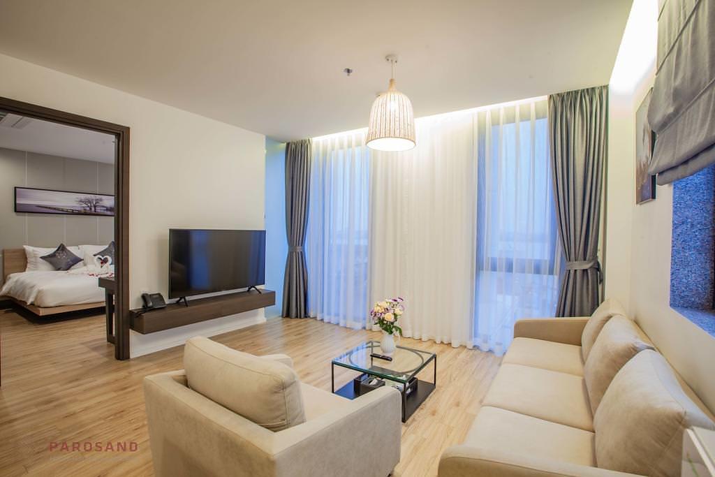 Parosand Hanoi Hotel & Apartment 3