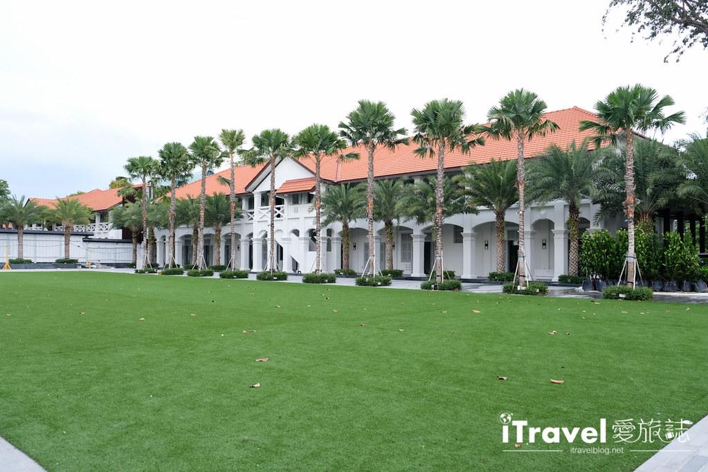 百瑞营圣淘沙饭店 The Barracks Hotel Sentosa by Far East Hospitality (26)