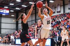UCM vs William Jewell College Women's Basketball 2019