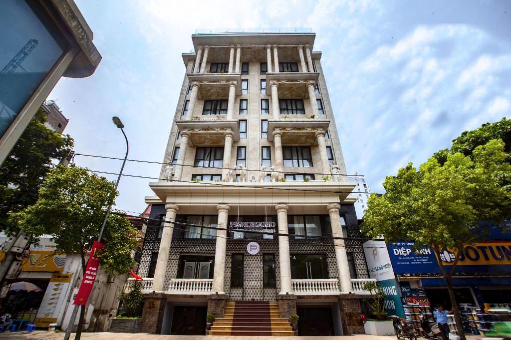 Parosand Hanoi Hotel & Apartment 1