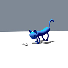 cad cat mouse