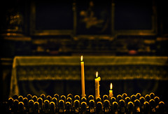 Candles in Florence [2]