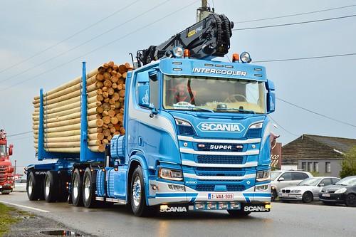 B-Toumatra Transports-Scania NextGen V8 R650 HL