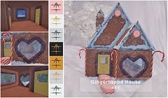 ^AH^ Gingerbread House