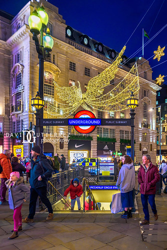 Piccadilly Circus - London, UK