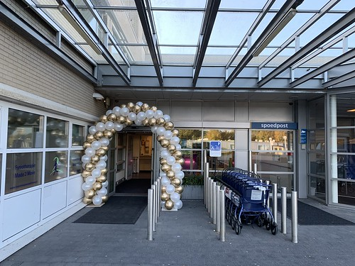 Ballonboog 6m Spijkenisse Medisch Centrum