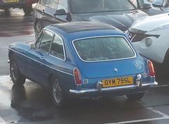 MG MGB GT (1972)