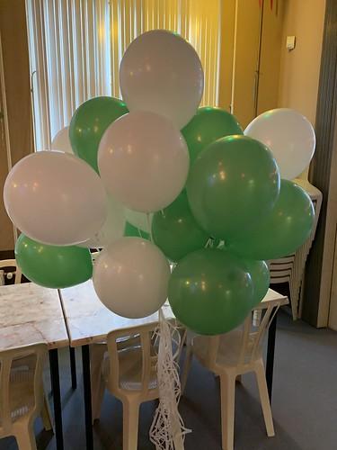 Heliumballonnen Spaanse Club Spijkenisse