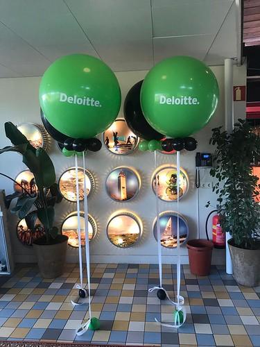 Cloudbuster Rond Bedrukt Deloitte Amsterdam
