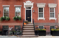 97 Barrow Street (1899), Greenwich Village, New York