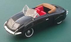 Renault 4CV Cabriolet Vutotal Labourdette (1950)