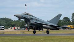 Luftwaffe Typhoon Landing