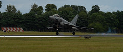 Typhoon FGR.4 Landing
