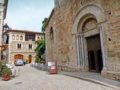 Espagne, le Village de Besalú