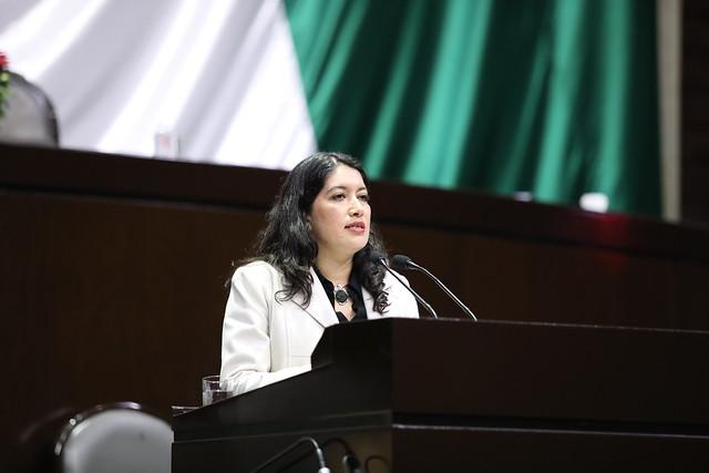 10/12/2019 Tribuna Dip. Rocío del Pilar Villarauz Martínez