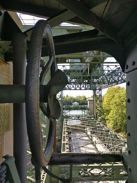 Henrichenburg boat lift