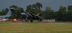 Harrier II Landing
