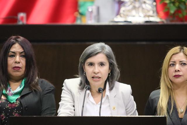 10/12/2019 Tribuna Dip. Wendy Briceño Zuloaga