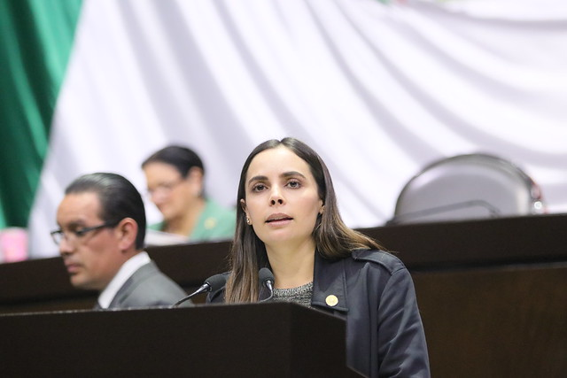10/12/2019 Tribuna Dip. Ana Patricia Peralta de la Peña