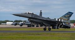 F-16 AM Landing