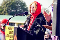 2019.12.20 Fire Drill Fridays with Jane Fonda, Washington, DC USA 354 70044
