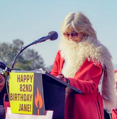 2019.12.20 Fire Drill Fridays with Jane Fonda, Washington, DC USA 354 70075