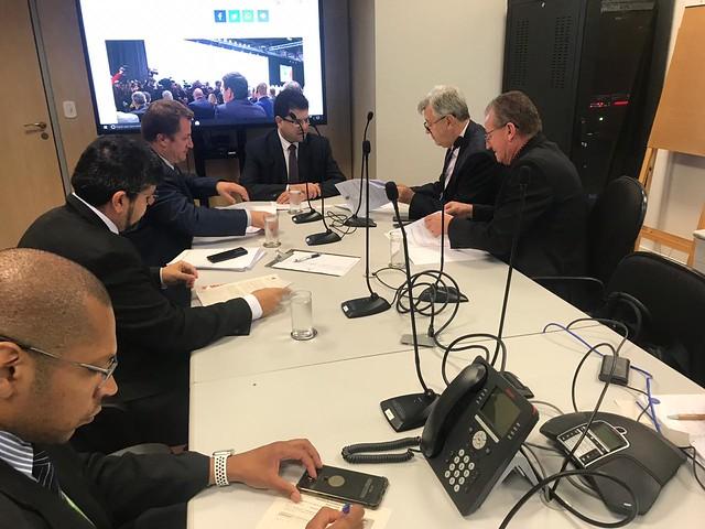 18/12/2019 Audiência Secretaria de Qualidade Ambiental - liberação de consórcio CIGRES-Seberi