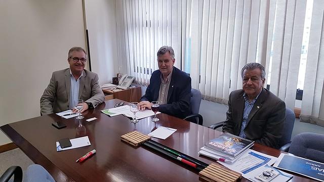 16/12/2019 Audiência sobre setor orizícola na ABRAS - São Paulo