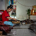 Leather Purse Making,  Photo Walk #87, Tha Phra
