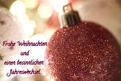 Merry Christmas.....Frohe Weihnachten