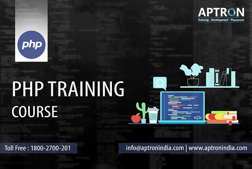 Learn PHP Course in Delhi - APTRON Solutions