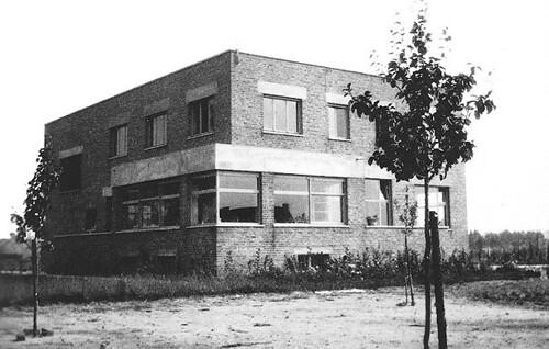 De Vier Winden: Constant Permeke house in 1930