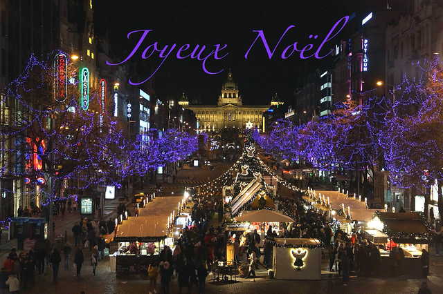 Joyeux Noël; Merry Christmas