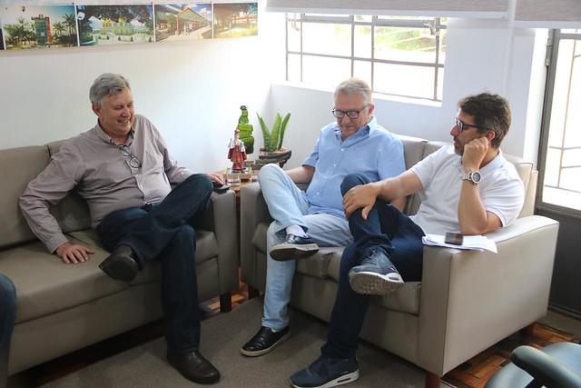 20/12/2019 Audiência Prefeitura e Câmara de Vereadores de Canoas
