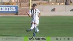 Cadetes. Villarreal CF 2-2 CD Castellón (21/12/2019), Jorge Sastriques