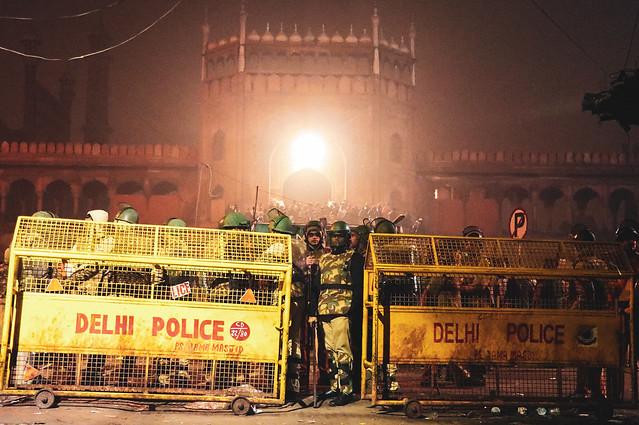 Governo hindu aprovou medida que dará cidadania a imigrantes com base na opção religiosa; muçulmanos foram excluídos - Créditos: V. Arun Kumar/ Peoples Dispatch