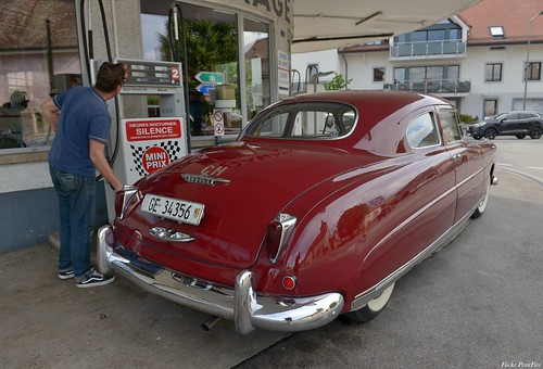 1949 Hudson Super Serie Club Coupe