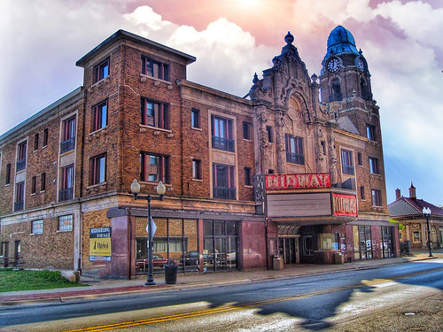 Rockford Illinois  - Midland Theatre  -