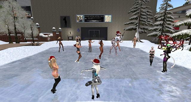 Sinful Christmas Party