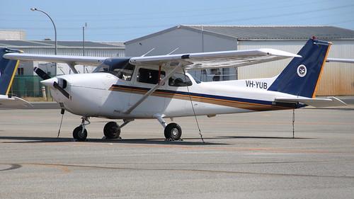 Cessna 172 VH-YUB Jandakot 27/09/19