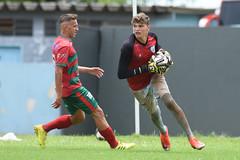 21-12-2019: Sub-19 | Jogo-treino Londrina x Clube Esportivo Nova Andradina-MS
