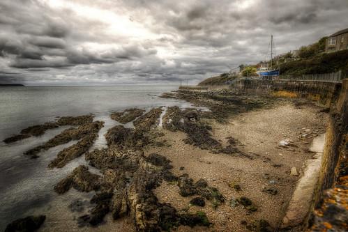 rockey shoreline