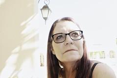 Heather in high key