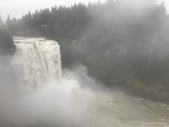 Mega-Extreme Flow at Snoqualmie Falls